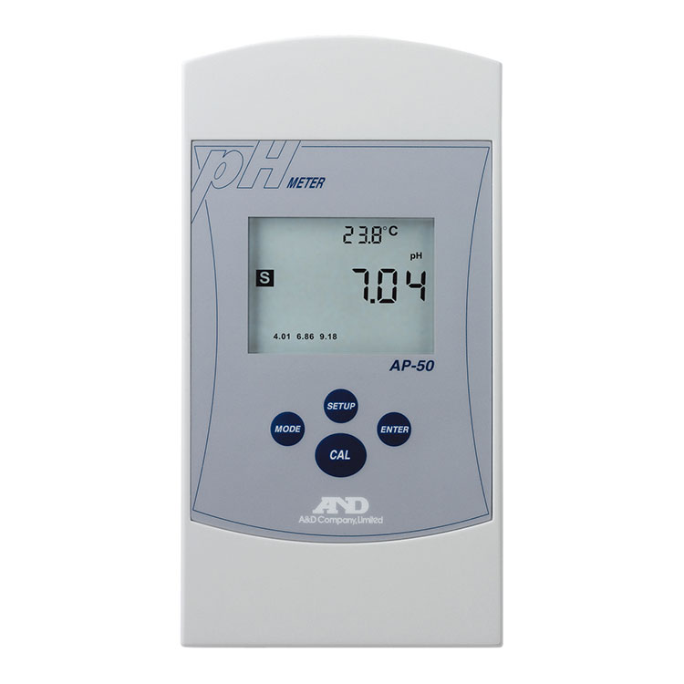 pHメータ AP-50 / AP-40