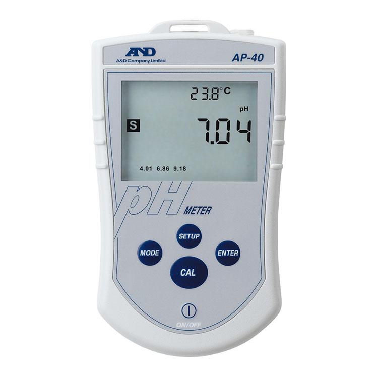 pHメータ AP-50 / AP-40 画像