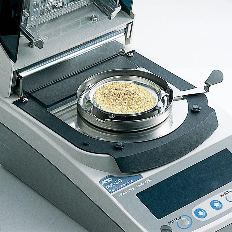 加熱乾燥式水分計 MS-70 / MX-50 / MF-50 / ML-50 画像