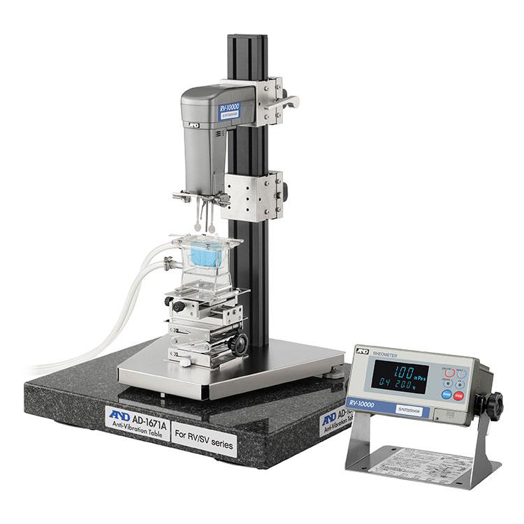 音叉振動式レオメーター RV-10000 画像