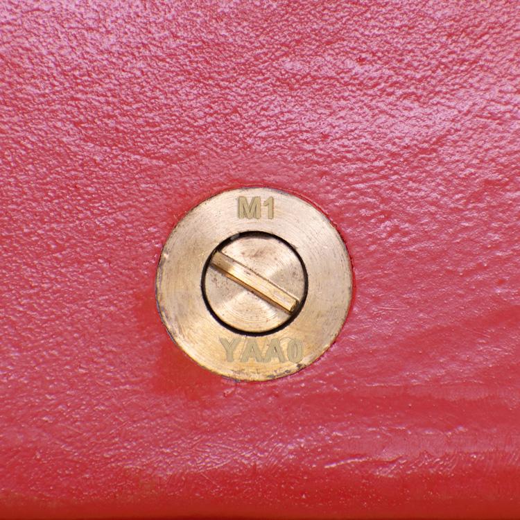 枕型校正用分銅 AD1606シリーズ 画像