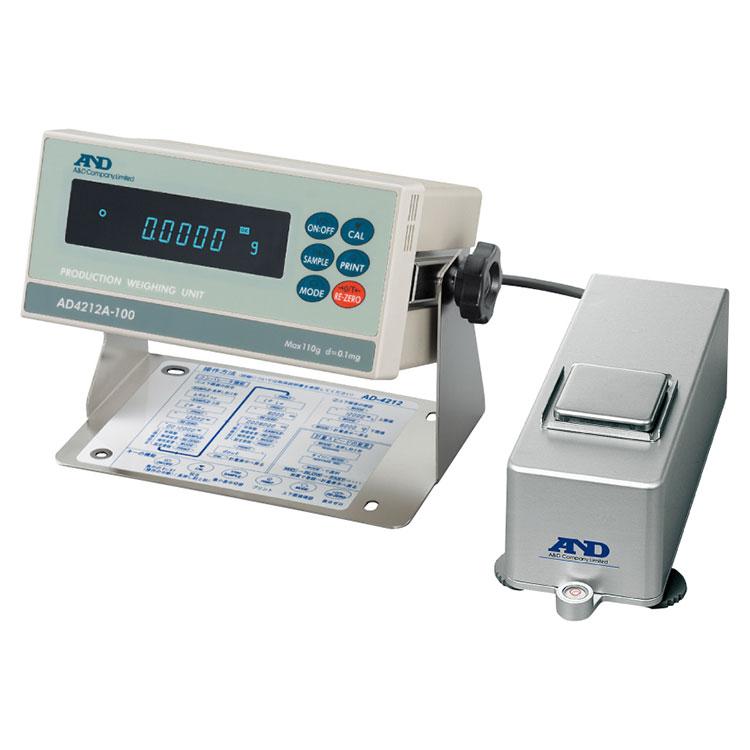 生産ライン組込み用 高精度計量センサー AD-4212A