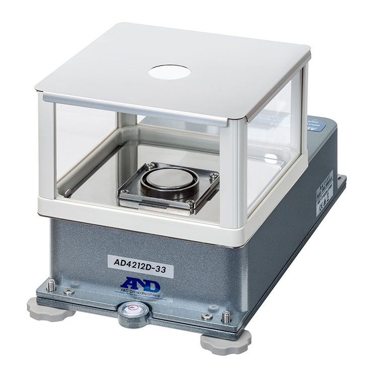 高精度 / 分銅内蔵 セパレート型電子天びん AD-4212Dシリーズ 画像