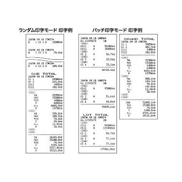 ユニバーサル・プリンタ AD-8118C 画像
