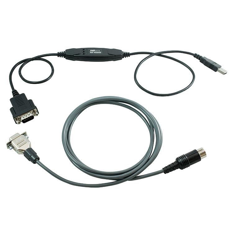 USBコンバータ・ケーブルセット 画像