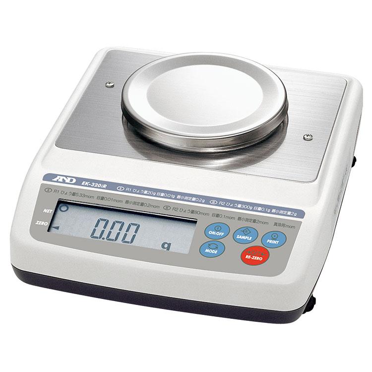 検定付きはかり 調剤用電子天びん EK-320iR