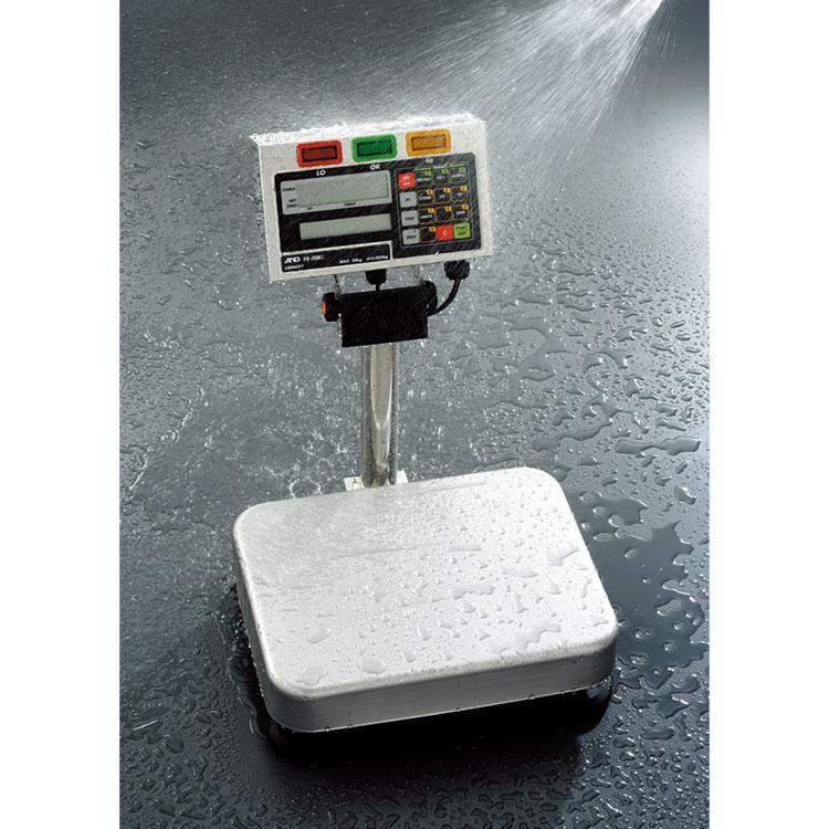 検定付きはかり 防塵・防水はかり FS-i-Kシリーズ 画像