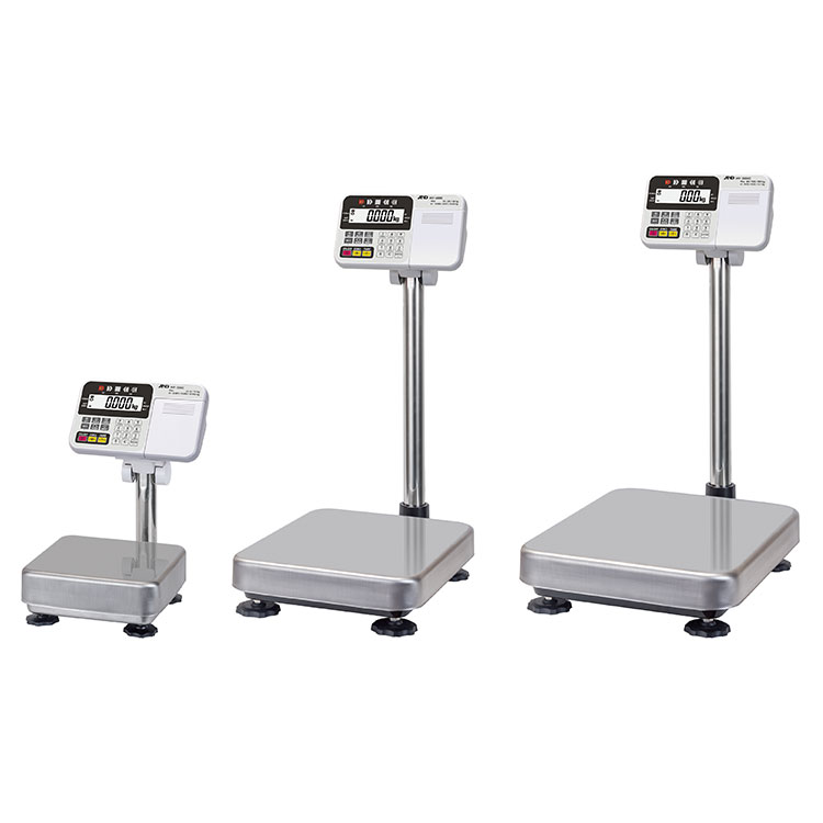 計量台 防塵・防水デジタル台はかり HV-C / HV-CPシリーズ