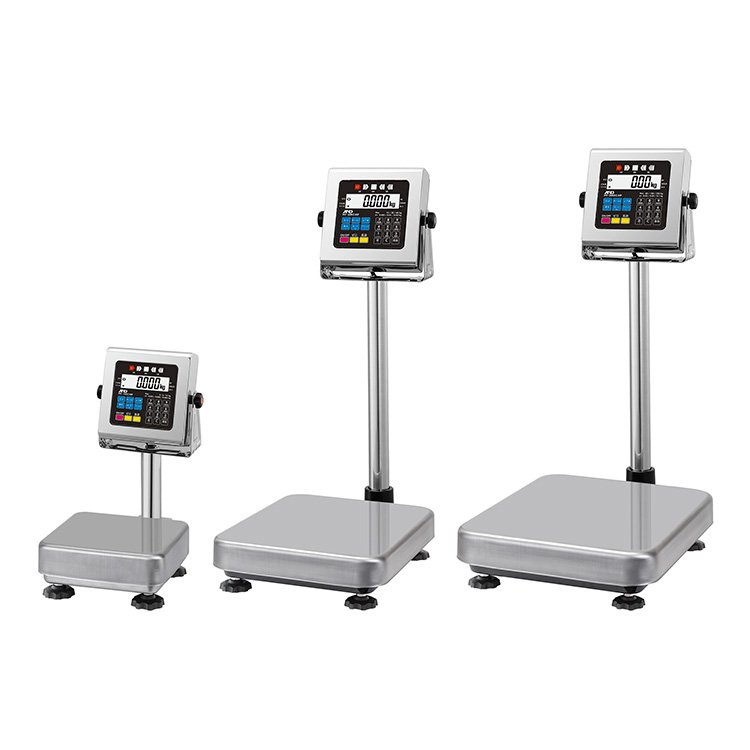 検定付きはかり 防塵・防水デジタル台はかり HV-CWP-Kシリーズ