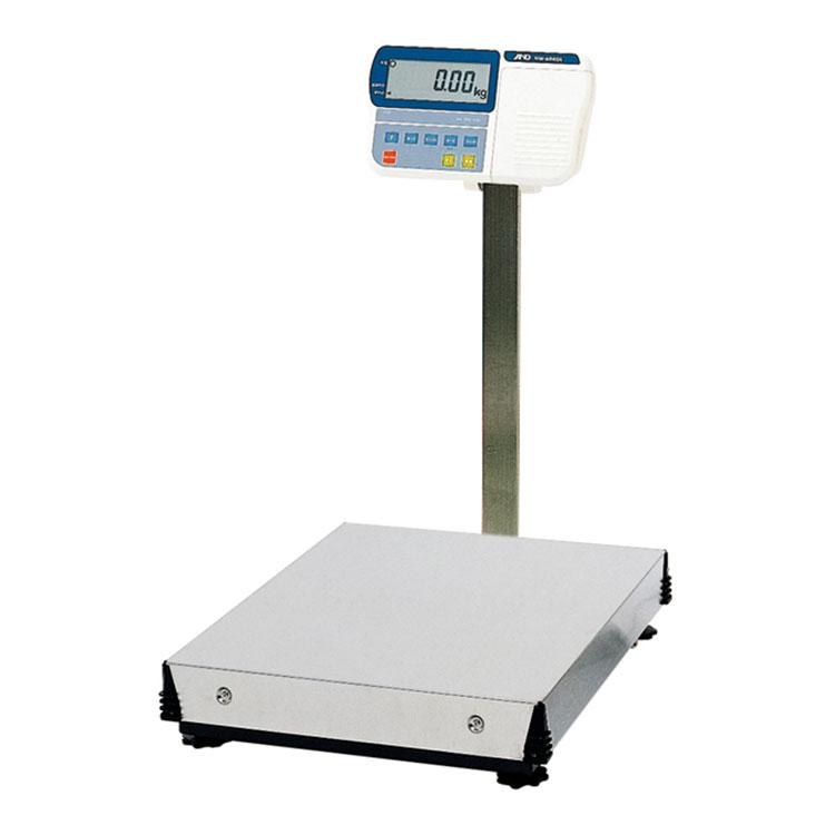 検定付きはかり 大型デジタル台はかり HV-G-K(大型)シリーズ