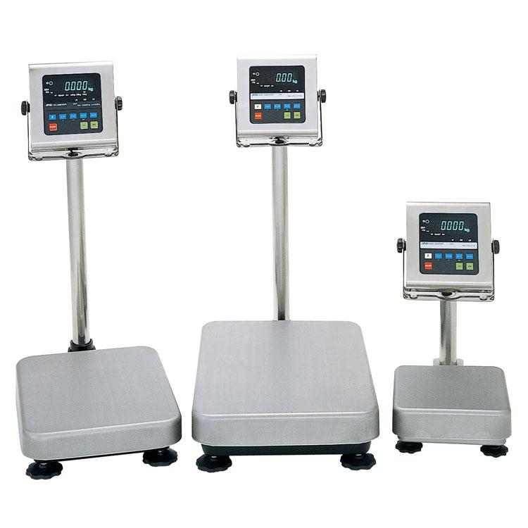 検定付きはかり 防塵・防水デジタル台はかりHV-WP-Kシリーズ