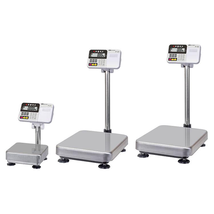 計量台 防塵・防水デジタル台はかりHW-C / HW-CPシリーズ