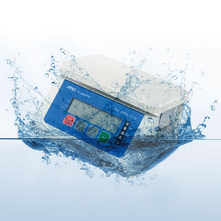 デジタル防水はかり SH-WPシリーズ