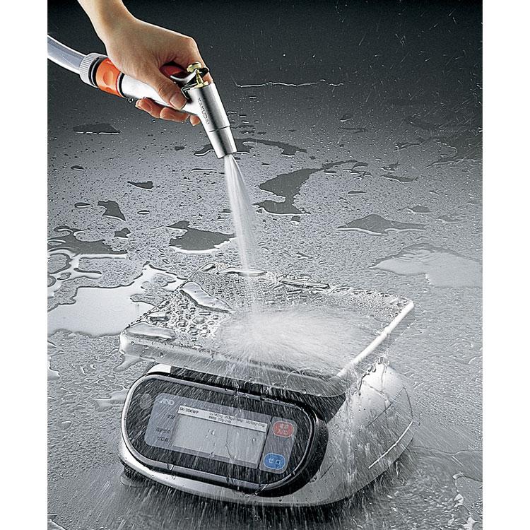 防塵・防水デジタルはかり SL-WPシリーズ 画像