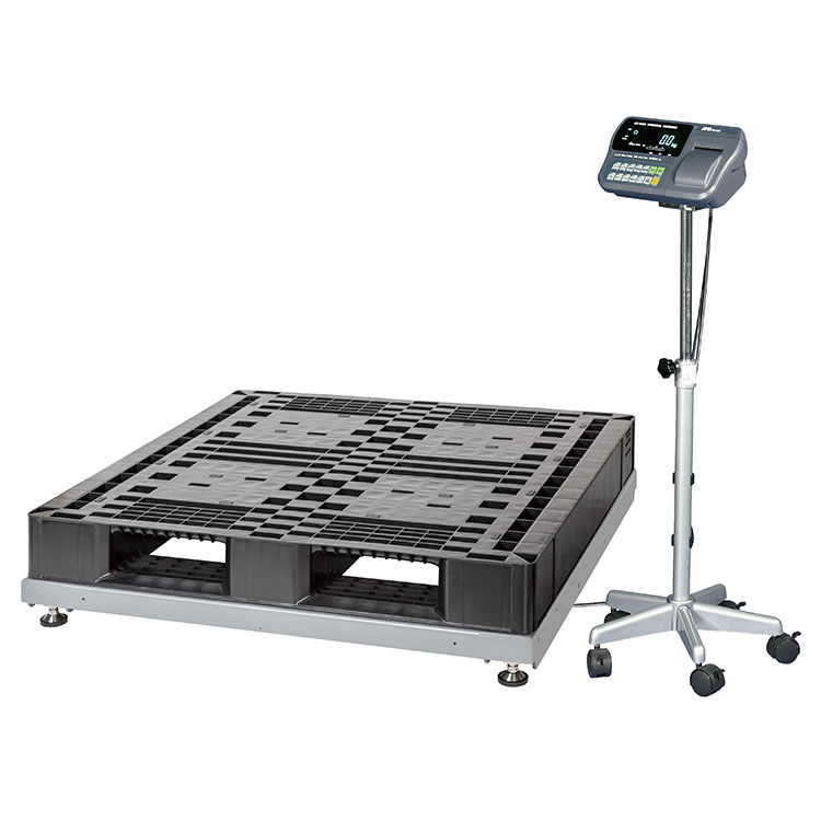 検定付きはかり 低床タイプデジタル台はかり SN-1200KL-K