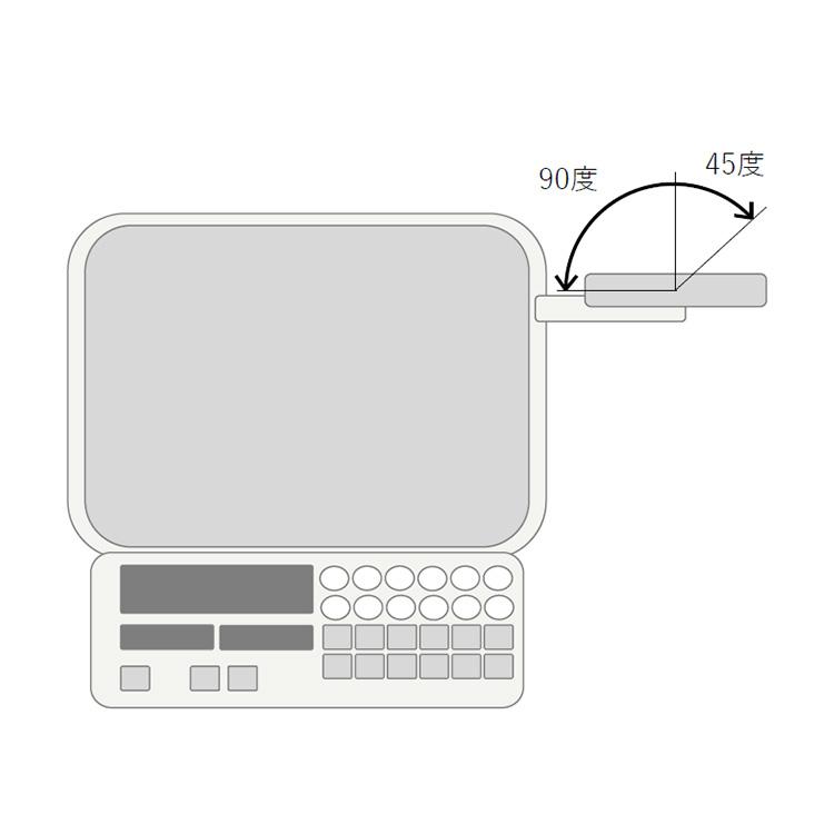 検定付きはかりデジタル料金はかり SRシリーズ / SQシリーズ 画像