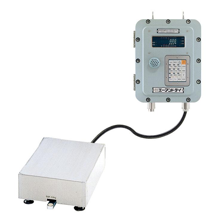 検定付き 耐圧防爆構造 防爆計量システム ST-Kシリーズ