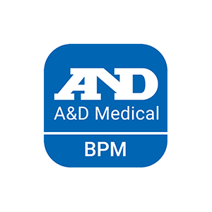 モバイル医療アプリ A&D Medical CONNECT