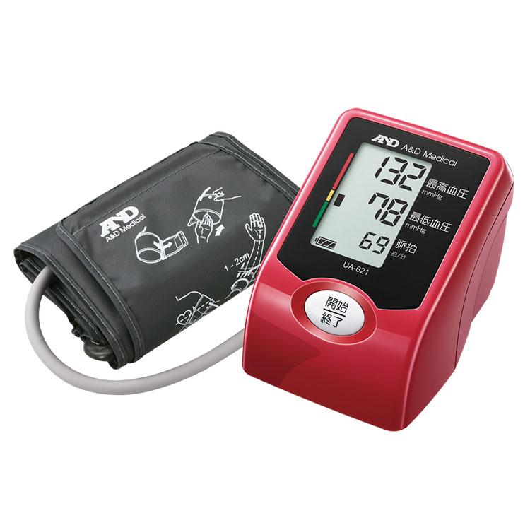 上腕式血圧計 UA-621(スマート・ミニ血圧計) 画像