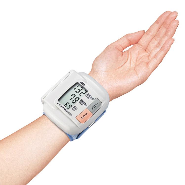 手首式血圧計 UB-329(ベーシック・血圧計) 画像
