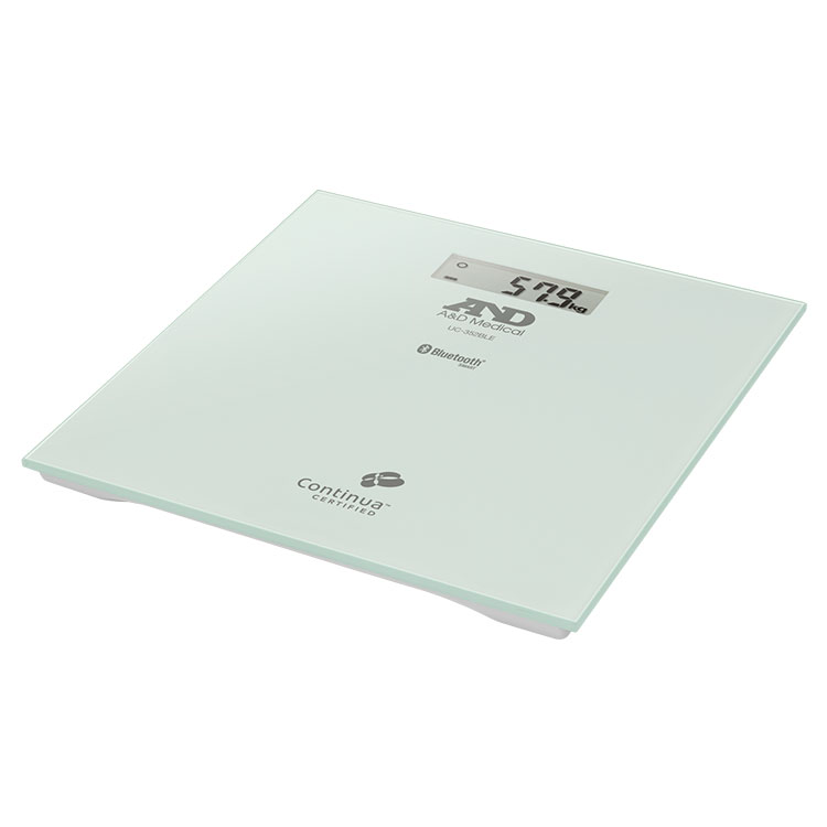 Bluetooth Low Energy内蔵体重計 UC-352BLE