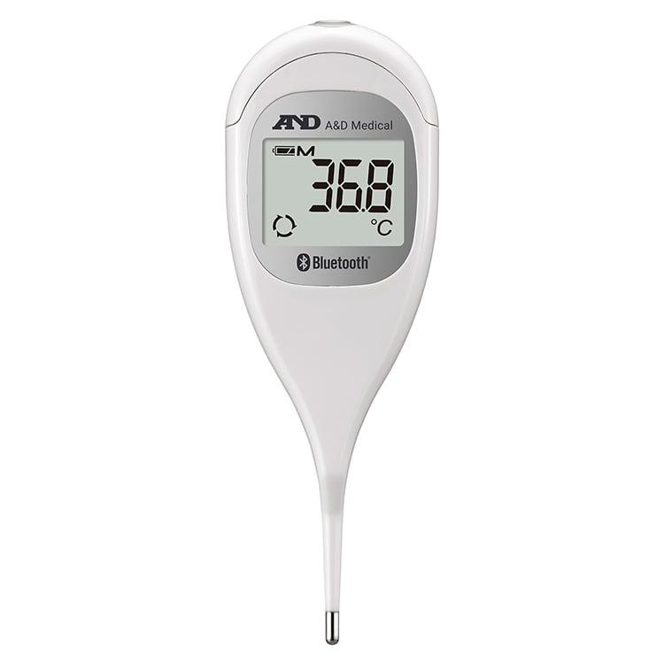 スマートフォン対応予測式体温計 UT-201BLE Plus