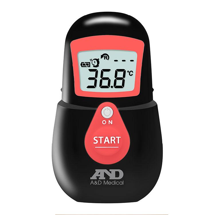 非接触体温計 でこピッと(UT-701)くまモンデザイン