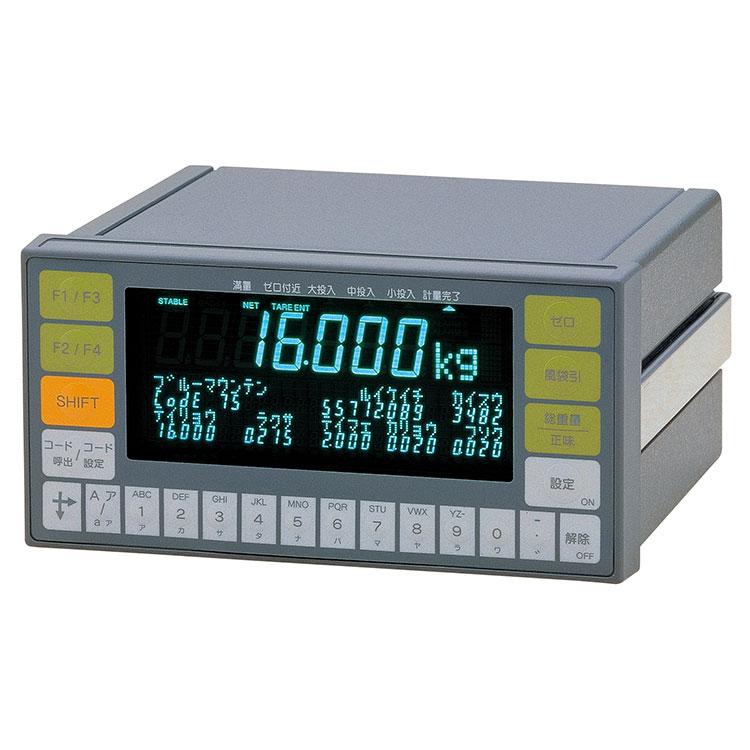 多機能ウェイングインジケータ AD-4402(AC電源) / AD-4402D(DC24V電源)