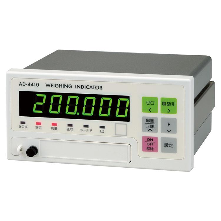 高性能 汎用ウェイングインジケータ AD-4410
