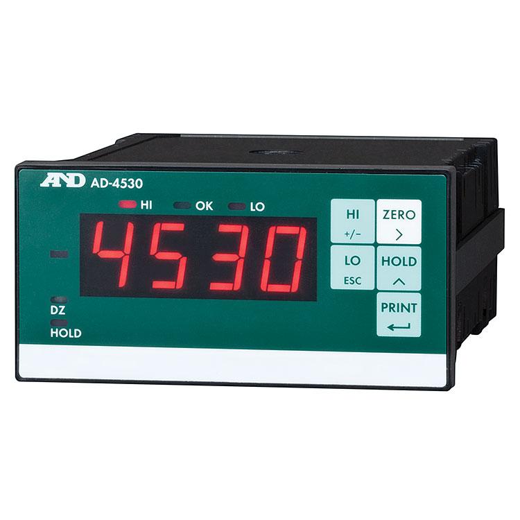ストレンゲージ式センサー用 デジタルインジケータ AD-4530