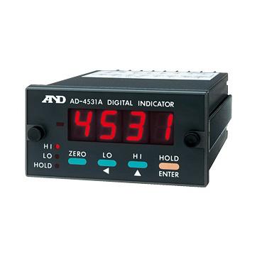 ストレンゲージ式センサー用デジタルインジケータ AD-4531A