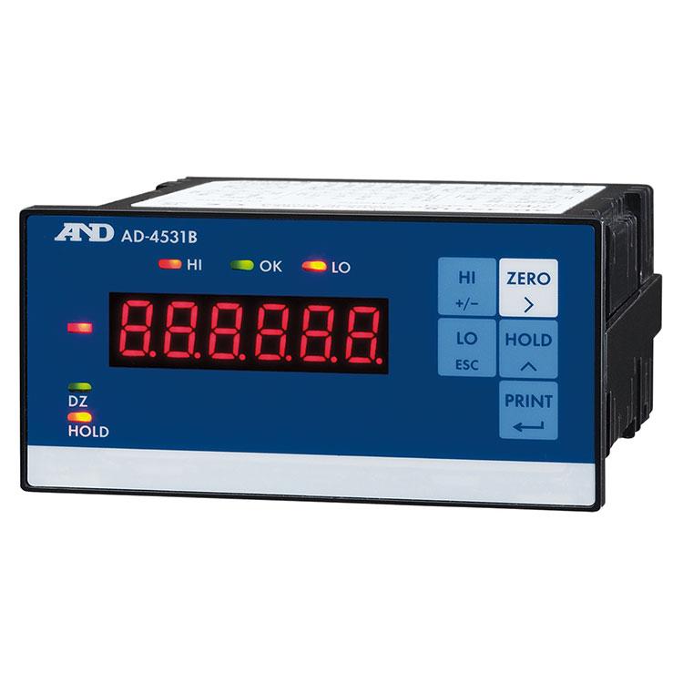 ストレンゲージ式センサー用 デジタルインジケータ AD-4531B