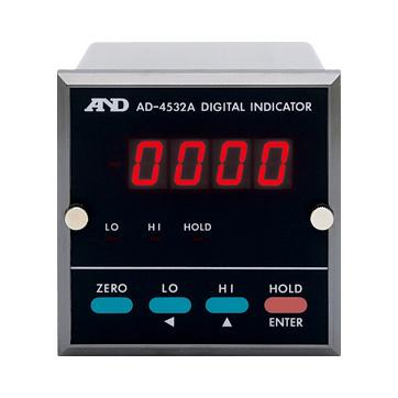 ストレンゲージ式センサー用デジタルインジケータ AD-4532A