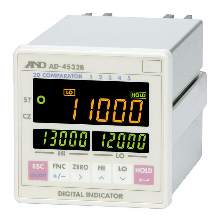 デジタルインジケータ(力計測用指示計) 画像