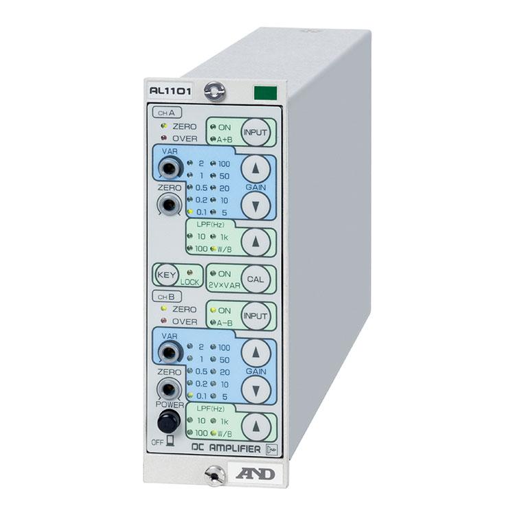 アイソレーション直流アンプ 2チャネル / ユニット AL1101