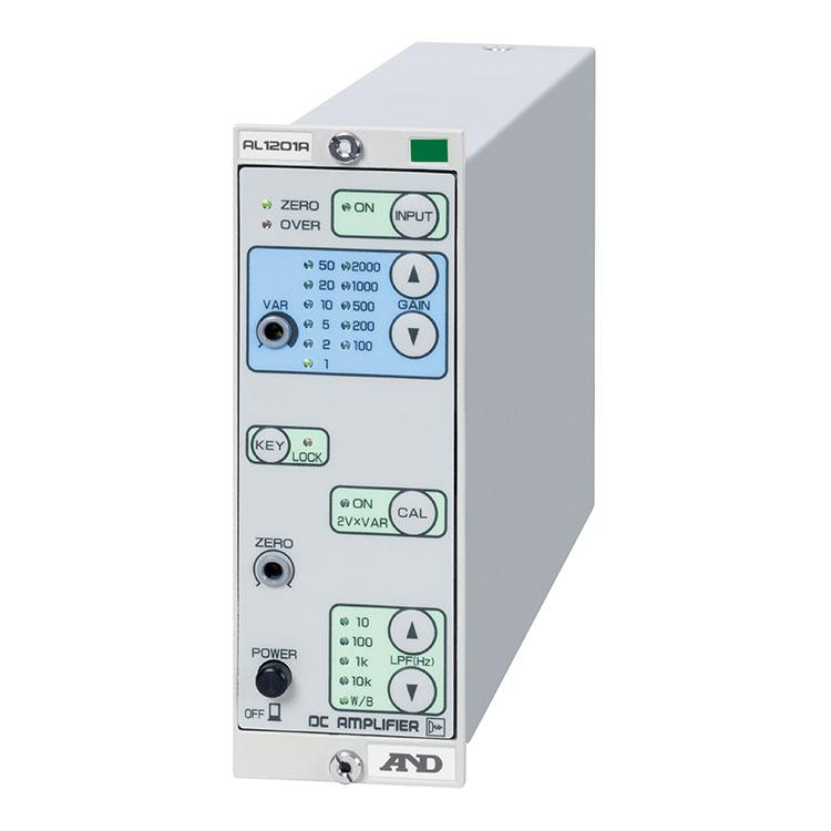 アイソレーション直流アンプ 2チャネル / ユニット AL1201A