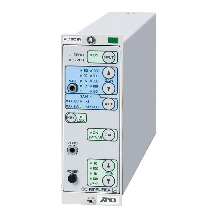 光ファイバー絶縁直流アンプ 高耐圧 AL1301A