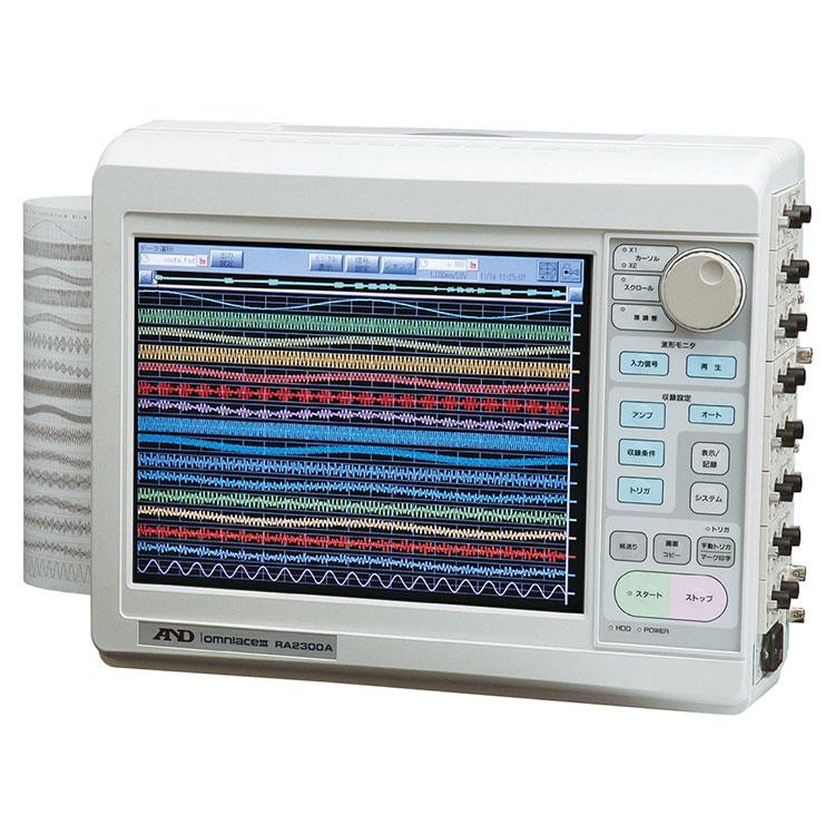 データアクイジション装置 オムニエースⅢ RA2300A 画像