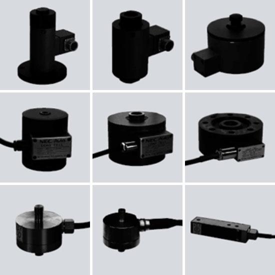 センサー ひずみゲージ式荷重変換器 画像