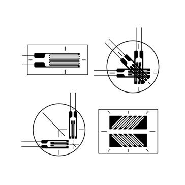 センサー ひずみゲージ