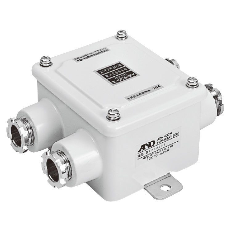 本質安全防爆型和算箱 AD-4379P / AD-4379Q