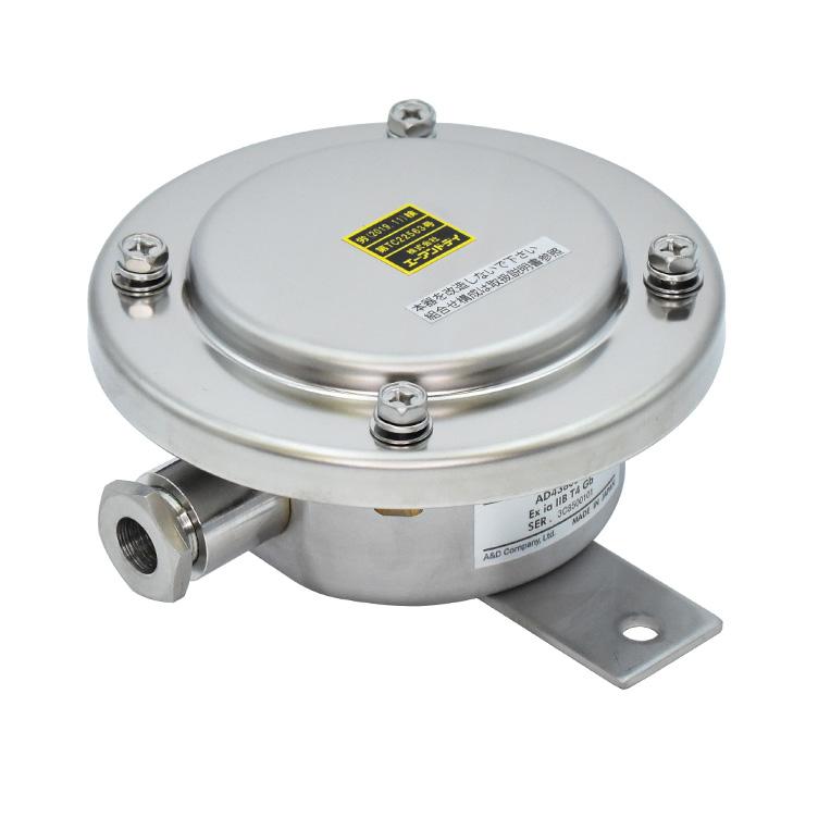 本質安全防爆型接続箱 AD-4380SUSR2 / AD-4380SUSR3 / AD-4380SUSR4