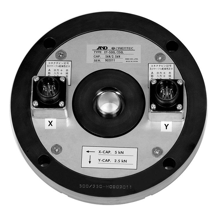 2軸同時計測型ロードセル X-Yシリーズ