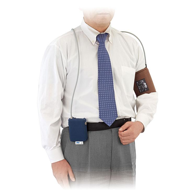 携帯型自動血圧計 TM-2433 画像