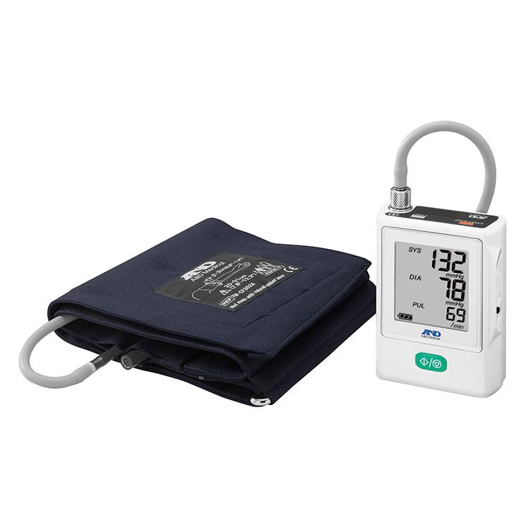 携帯型自動血圧計 画像