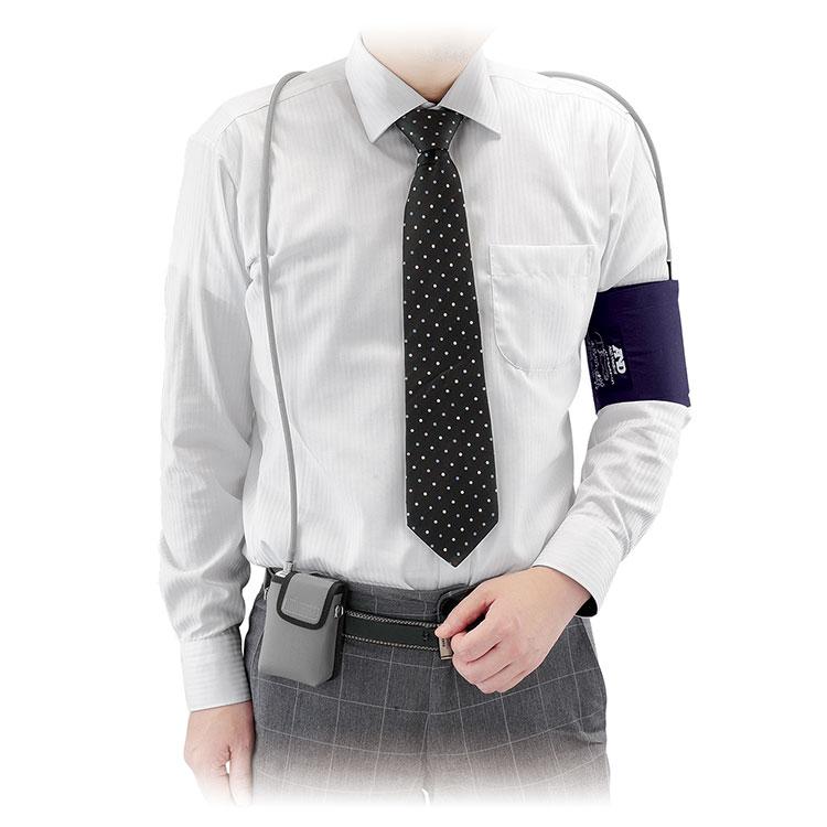 携帯型自動血圧計 TM-2441 画像