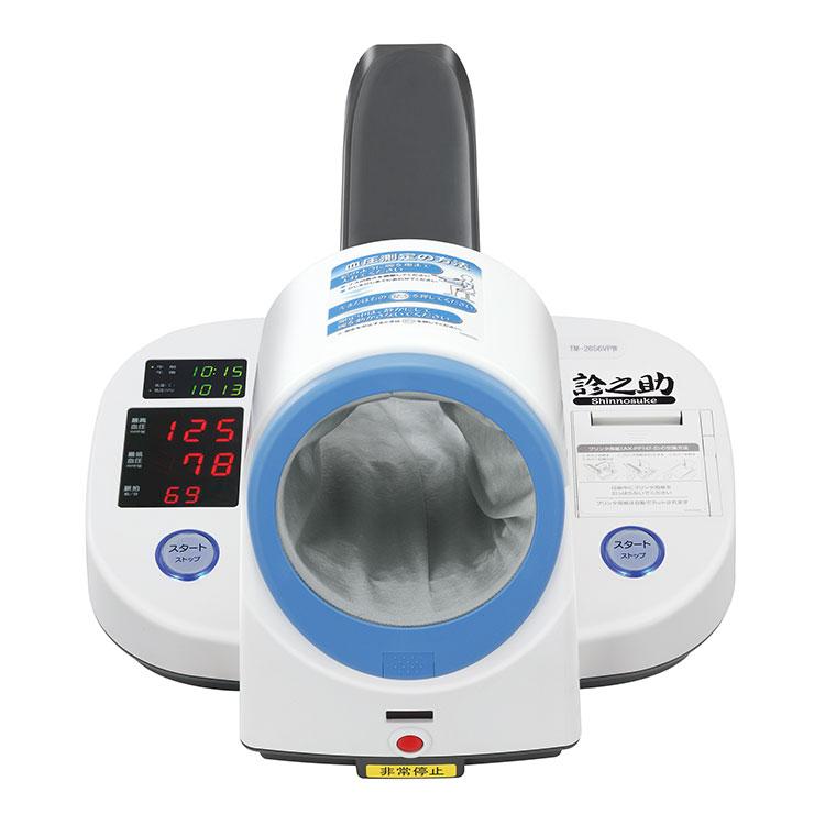 全自動血圧計 TM-2656VPW