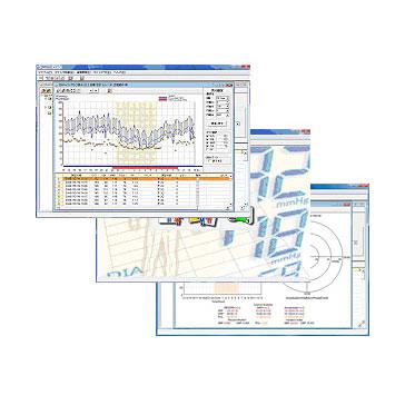 血圧解析ソフト TM-9503(Doctor Pro3.0) 画像
