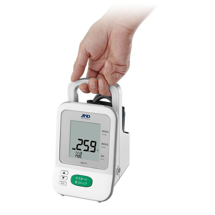 医用電子血圧計 UM-211 画像