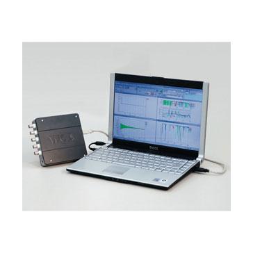 小型4ch振動・騒音解析システム AD-3661(WCAmini) 画像